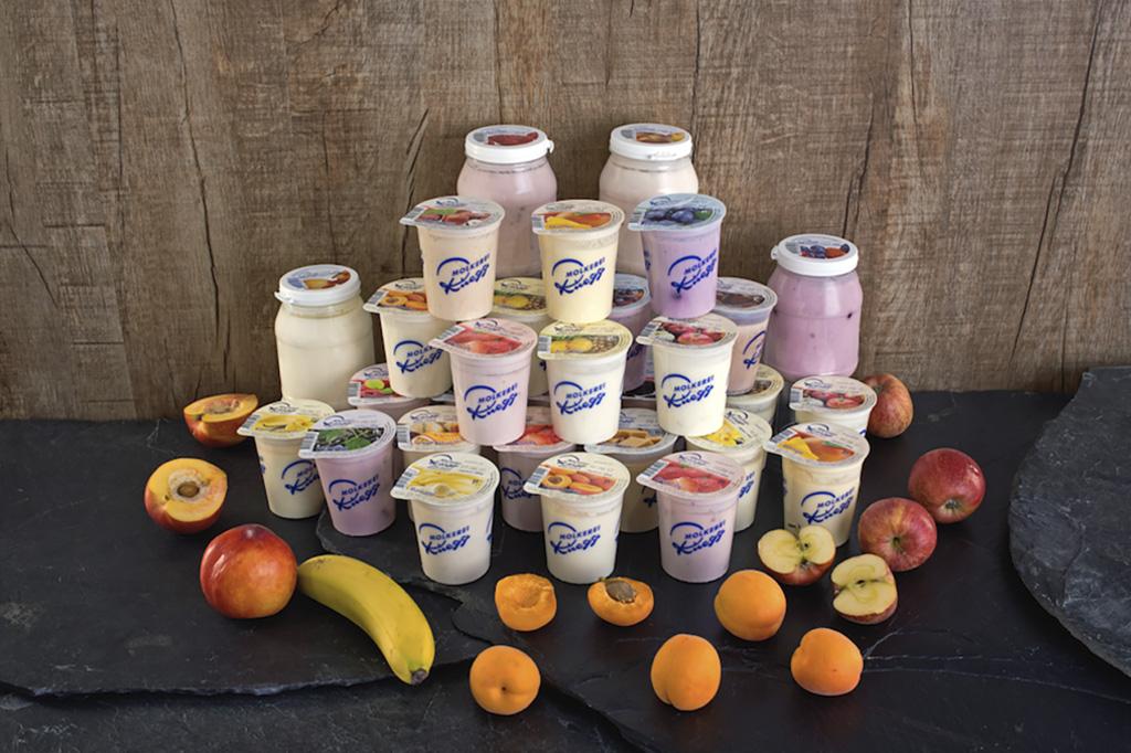 Milchprodukte, Rüegg, Joghurt
