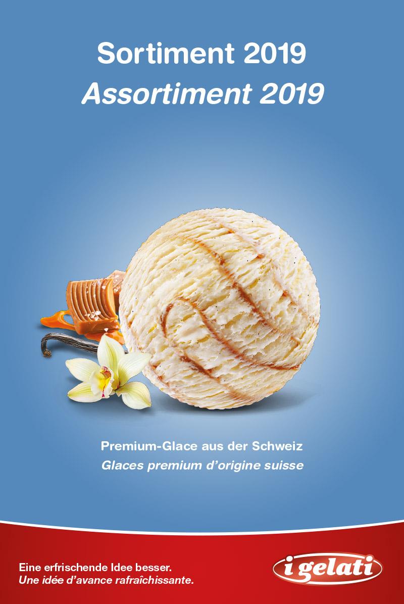 Tiefkühlprodukte i-gelati