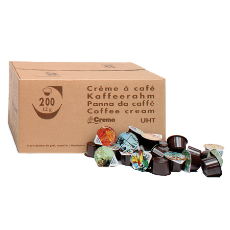 Kaffeerahm 200x12g
