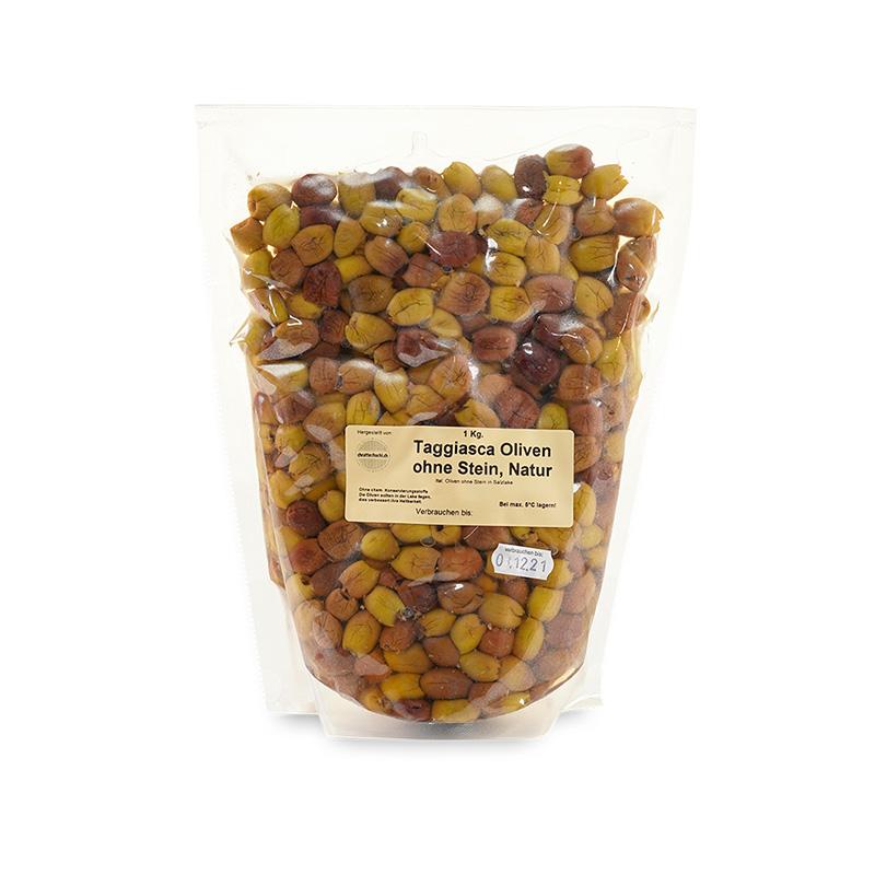 Oliven Taggiasca entsteint 1kg