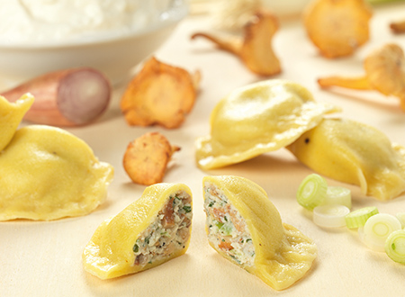 Bon Pastaio Rustico Finferli