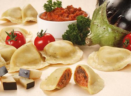 Bon Pastaio Rustico Manzo Melanzane
