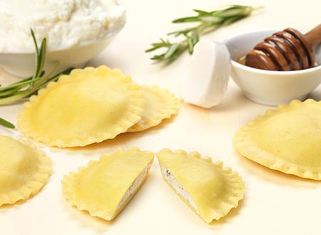 Bon Pastaio Rustico Tortelli formaggio di capra