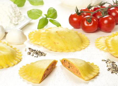 Bon Pastaio Rustico Tortelli Pomodori Mozzarella