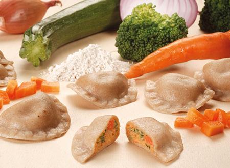 Bon Pastaio Rustico Verdura integrale