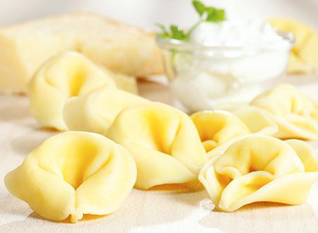Bon Pastaio Tortelloni Ricotta e spinaci