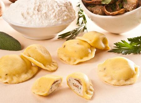 Bon Pastaio Rustico Porcini - Steinpilze & Ricotta