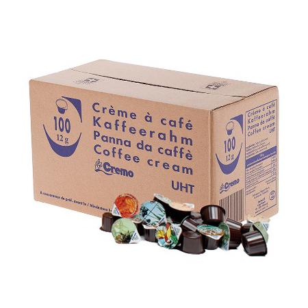 Kaffeerahm Portionen 100x12g